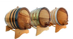 Barrels and Kegs