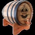 Oak Barrel Brew Design