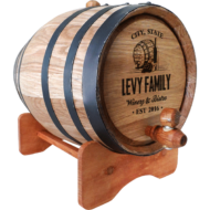 Oak barrel family design
