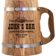 Beer Mug Bar Design