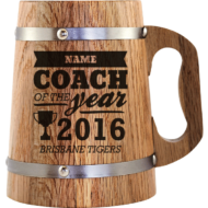 Beer Mug Coach of the Year