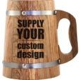 Supply your custom Beer Mug design
